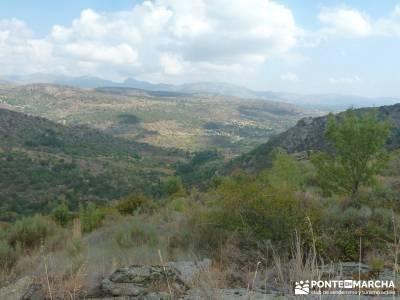 Valle del Alto Alberche; ruta nacimiento del rio cuervo rutas de senderismo en cuenca